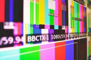 Preparing screen of TV