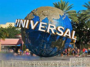 Universal Studios Japan World Globe